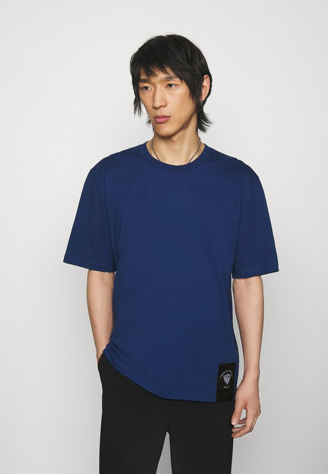 PRO - T-shirt basique - navy peony