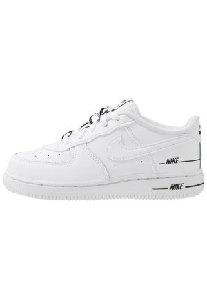 FORCE 1  - Matalavartiset tennarit - white/black/white
