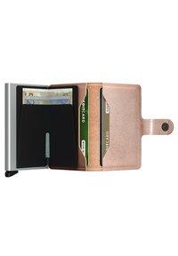 Secrid - Wallet - metallic rose - 1