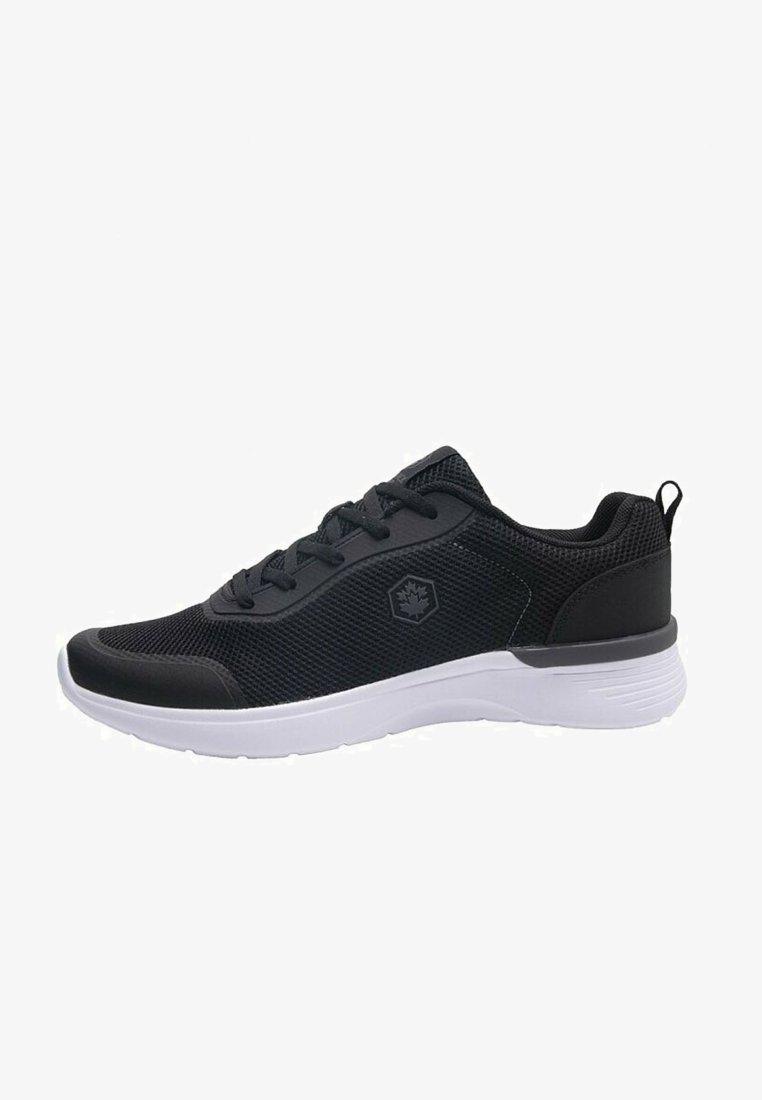 Lumberjack - COMFORT JAX - Sneakers - black