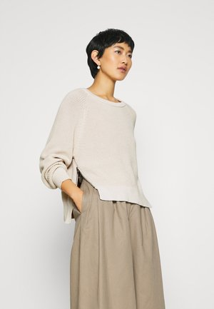 TINDRA - Jumper - light dusty white
