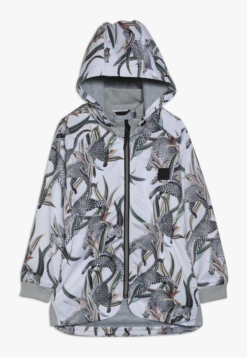 Molo - HILLARY - Light jacket - white/grey