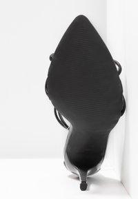 Glamorous - Højhælede sandaletter / Højhælede sandaler - black - 6