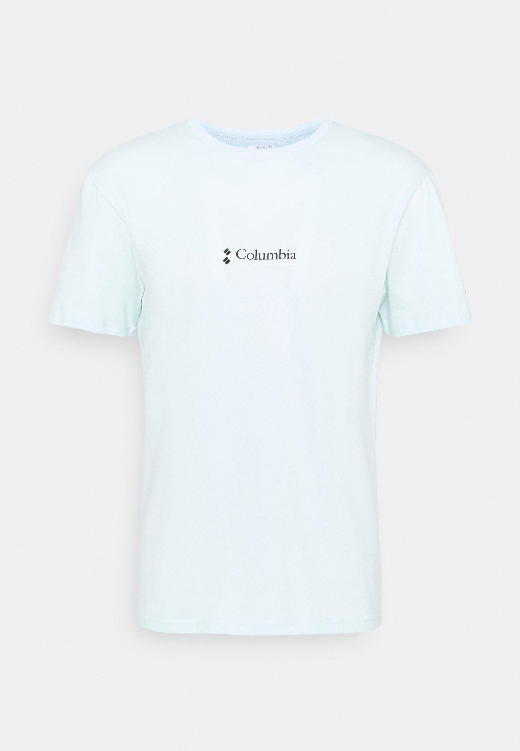 Homme BASIC LOGO SHORT SLEEVE - T-shirt imprimé