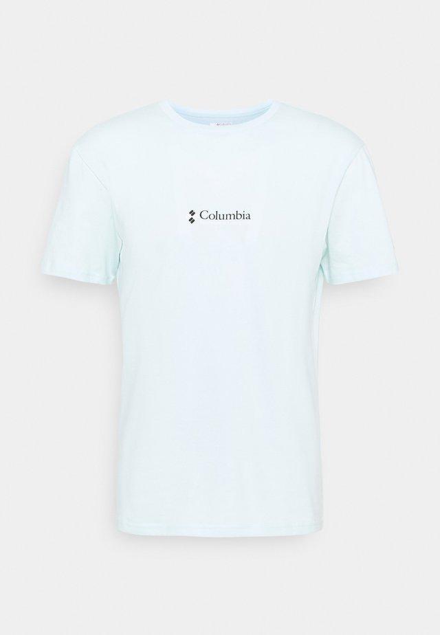 BASIC LOGO SHORT SLEEVE - T-shirt print - skylit retro