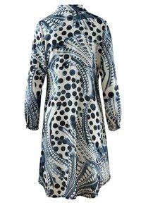 Alba Moda - Button-down blouse - marineblau/weiß/weiß - 3