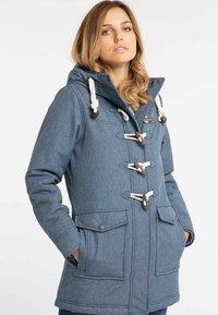 DreiMaster - Winter coat - blue - 0
