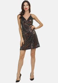 faina - Cocktail dress / Party dress - multicolor - 1