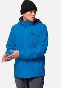 Jack Wolfskin - Hardshell jacket - brilliant blue - 0