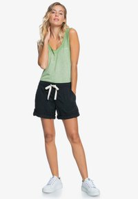 Roxy - LIFE IS SWEETER - Shorts - anthracite - 1