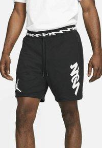 Jordan - Shorts - black/white - 3