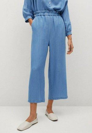 OKA-H - Pantalon classique - azul claro