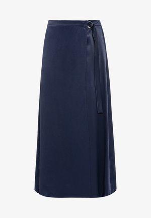 Jupe trapèze - tintenblau