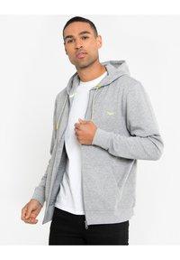 Threadbare - TANGERINE - Zip-up hoodie - grau - 3