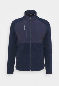 Polo Ralph Lauren Golf - LONG SLEEVE FULL ZIP - Fleece jacket - french navy - 5