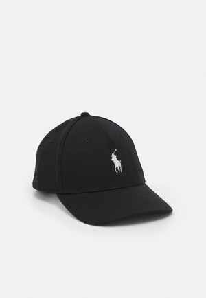 DOUBLE TECH PANEL MODERN UNISEX - Cap - black