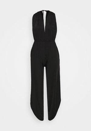 MICHELE BELLE - Jumpsuit - noir