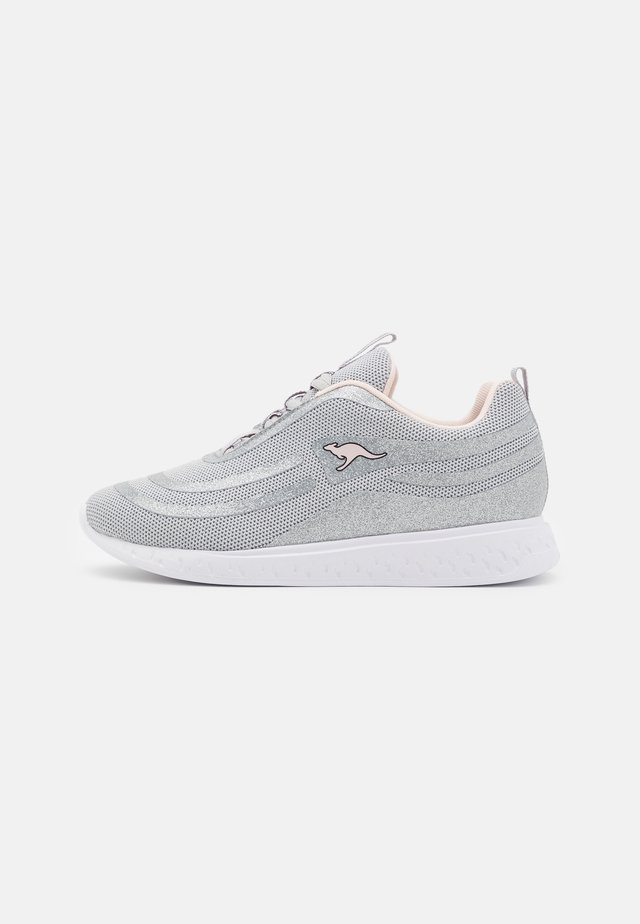 K-ACT BEAM - Sneakers - silver/frost pink