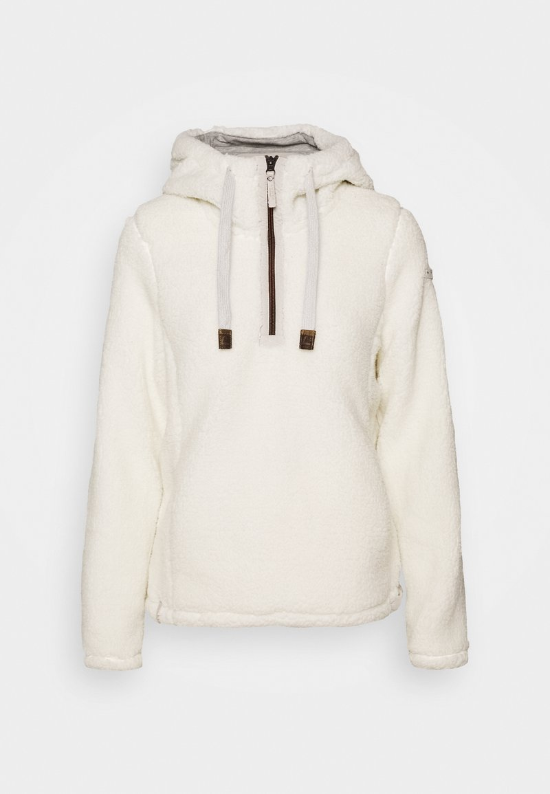 Luhta - HAUKIVUORI - Fleece trui - natural white
