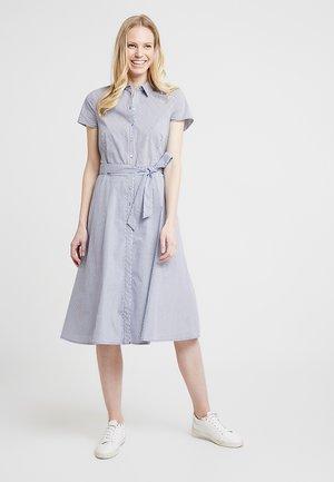 NEW FALL POPLIN - Košilové šaty - light blue