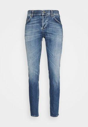 PANTALONE MIUS - Jeans Slim Fit - blue