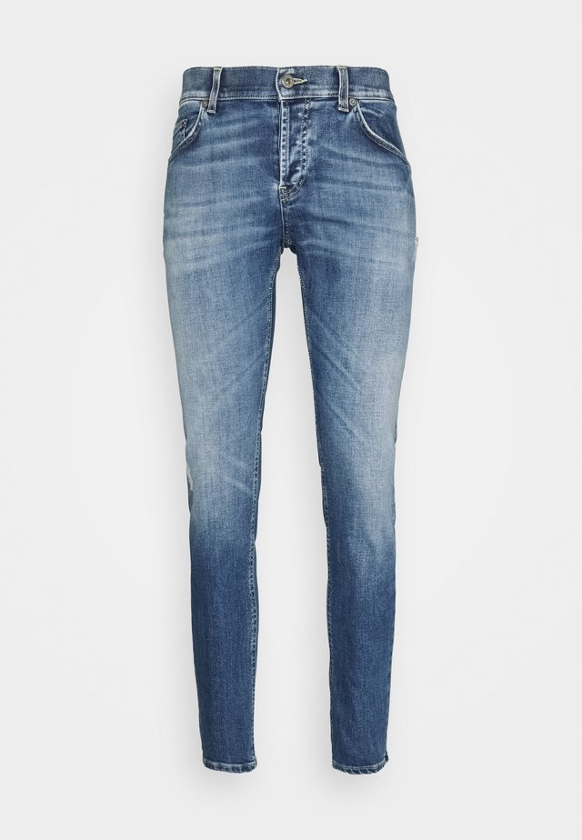 PANTALONE MIUS - Slim fit jeans - blue