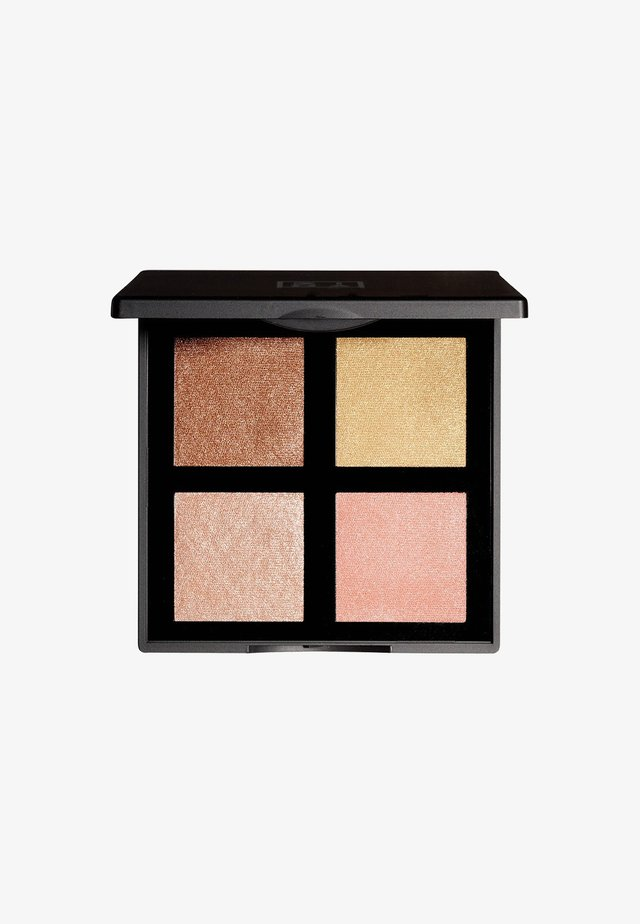 THE GLOWING FACE PALETTE MULTICOLORED - Palette viso - 601 glowing