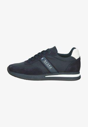 Sneakers laag - marine blue