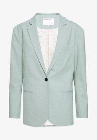 MARLEY WAIST - Short coat - light dusty green