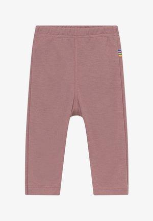 Leggings - Trousers - altes rosa
