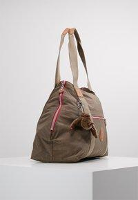 Kipling - ART M - Tote bag - khaki - 3