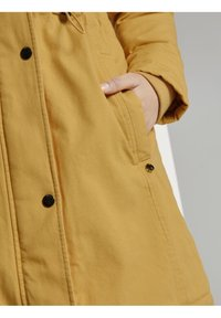TOM TAILOR DENIM - Parka - indian spice yellow - 4