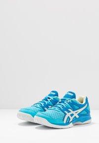 ASICS - GEL TASK 2 - Zapatillas de balonmano - directoire blue/pure silver - 2