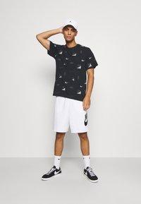Nike Sportswear - TEE BRANDRIFF - T-shirt print - black - 1