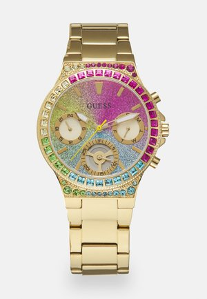 LADIES SPORT - Zegarek chronograficzny - gold-coloured
