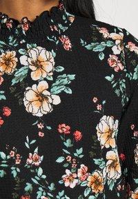 ONLY - ONLZILLE NAYA SMOCK - Long sleeved top - black/femme - 5