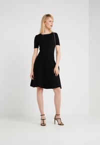BOSS - IVELNA - Jumper dress - black - 1