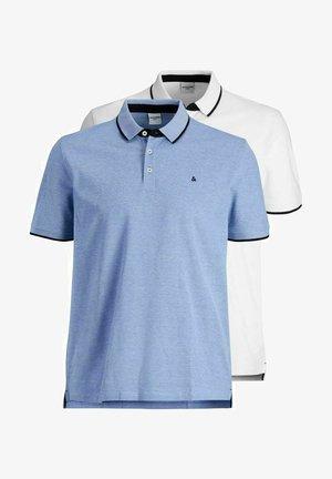 JJEPAULOS 2 PACK - Polo shirt - bright cobalt