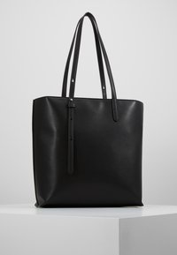 Calvin Klein Jeans - BOX TOTE ZIPPER - Sac à main - black - 2
