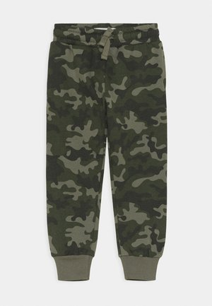MARLO TRACKPANT - Tracksuit bottoms - khaki