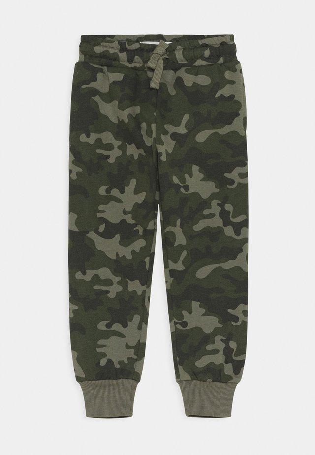 MARLO TRACKPANT - Teplákové kalhoty - khaki
