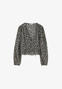 PULL&BEAR - Blouse - black - 4