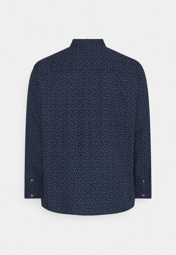 Blend Koszula - blue/niebieski Odzież Męska BITS