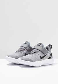 Nike Performance - FLEX EXPERIENCE RN 8 - Scarpe running neutre - cool grey/black/reflect silver/white - 3
