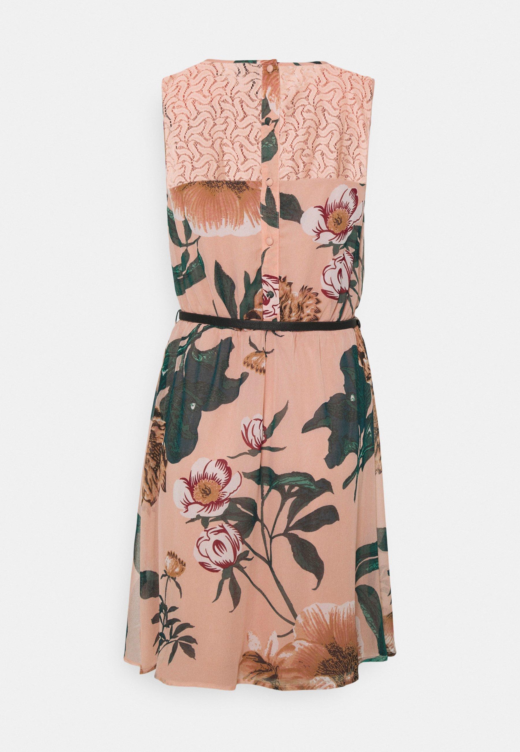 Women VMKATNISS SHORT DRESS - Day dress