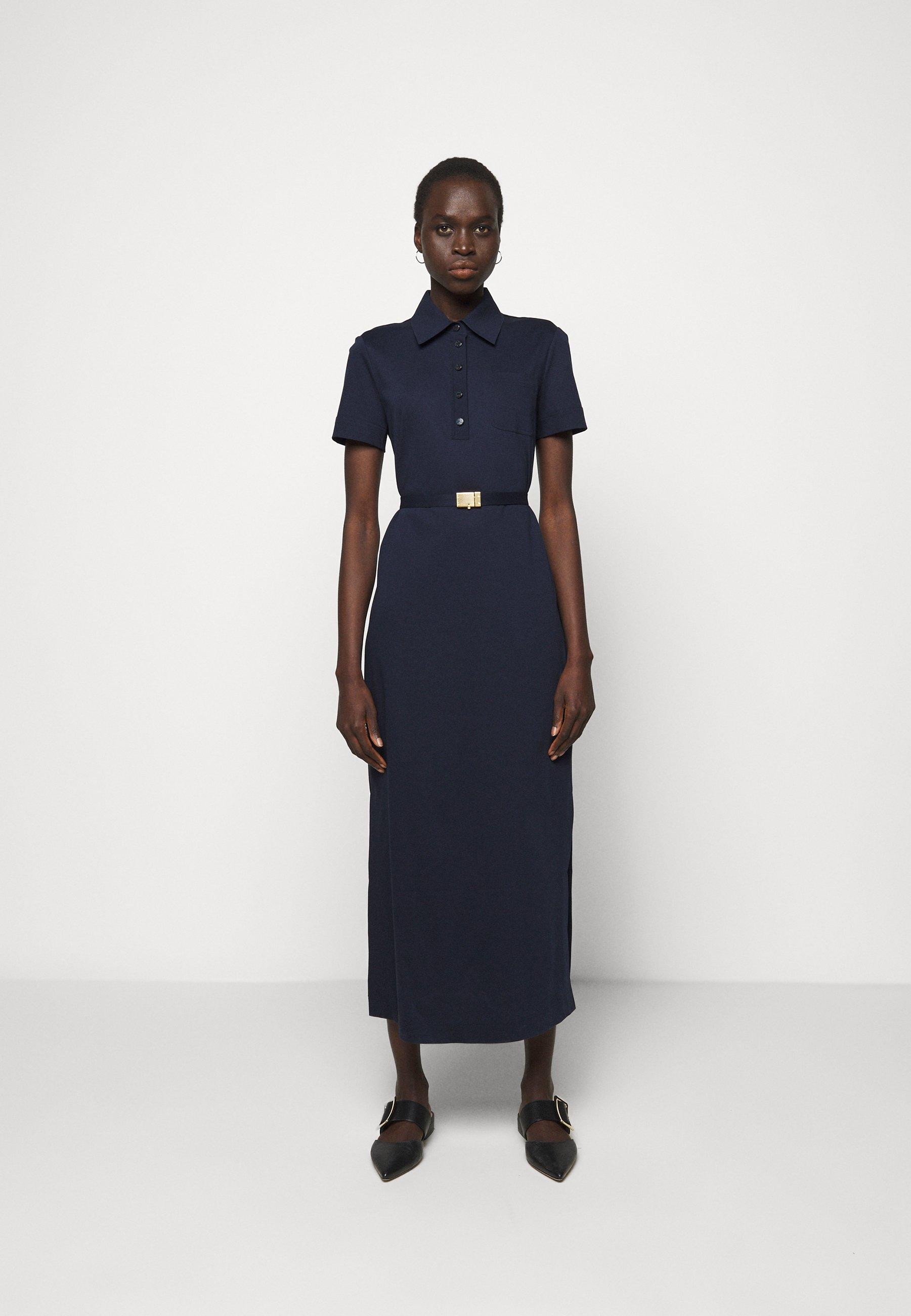Femme POLO DRESS - Robe longue