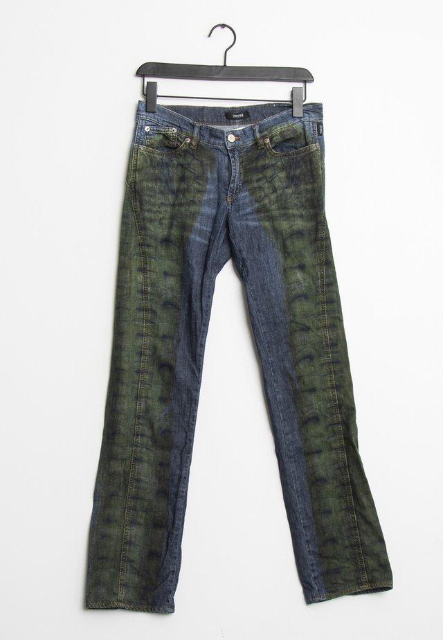 Straight leg jeans - blue