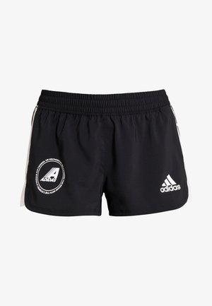 SPORT CLIMALITE WORKOUT GRAPHIC SHORTS - Sports shorts - black