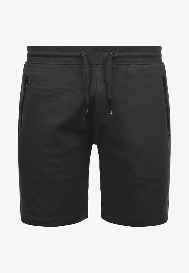SWEATSHORTS TARAS - Shorts - black