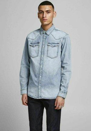 WESTERN-STYLE - Camisa - blue denim